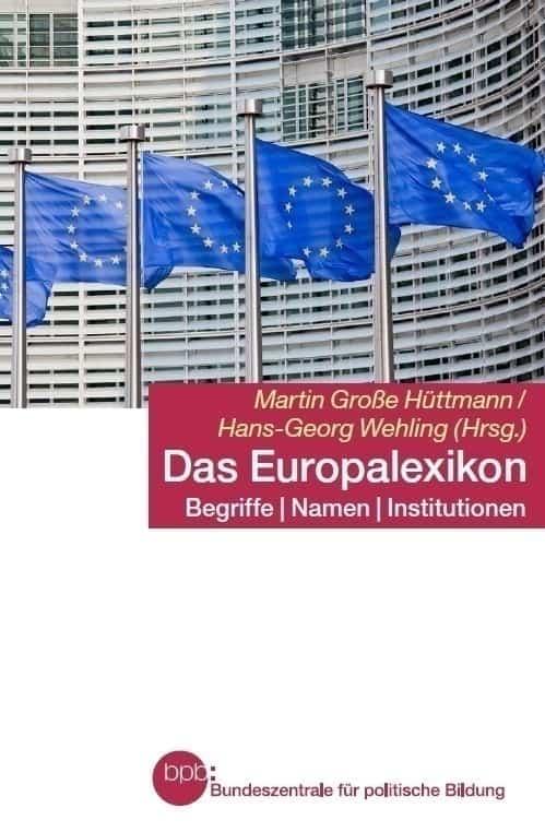 Buchtipp Das Europalexikon