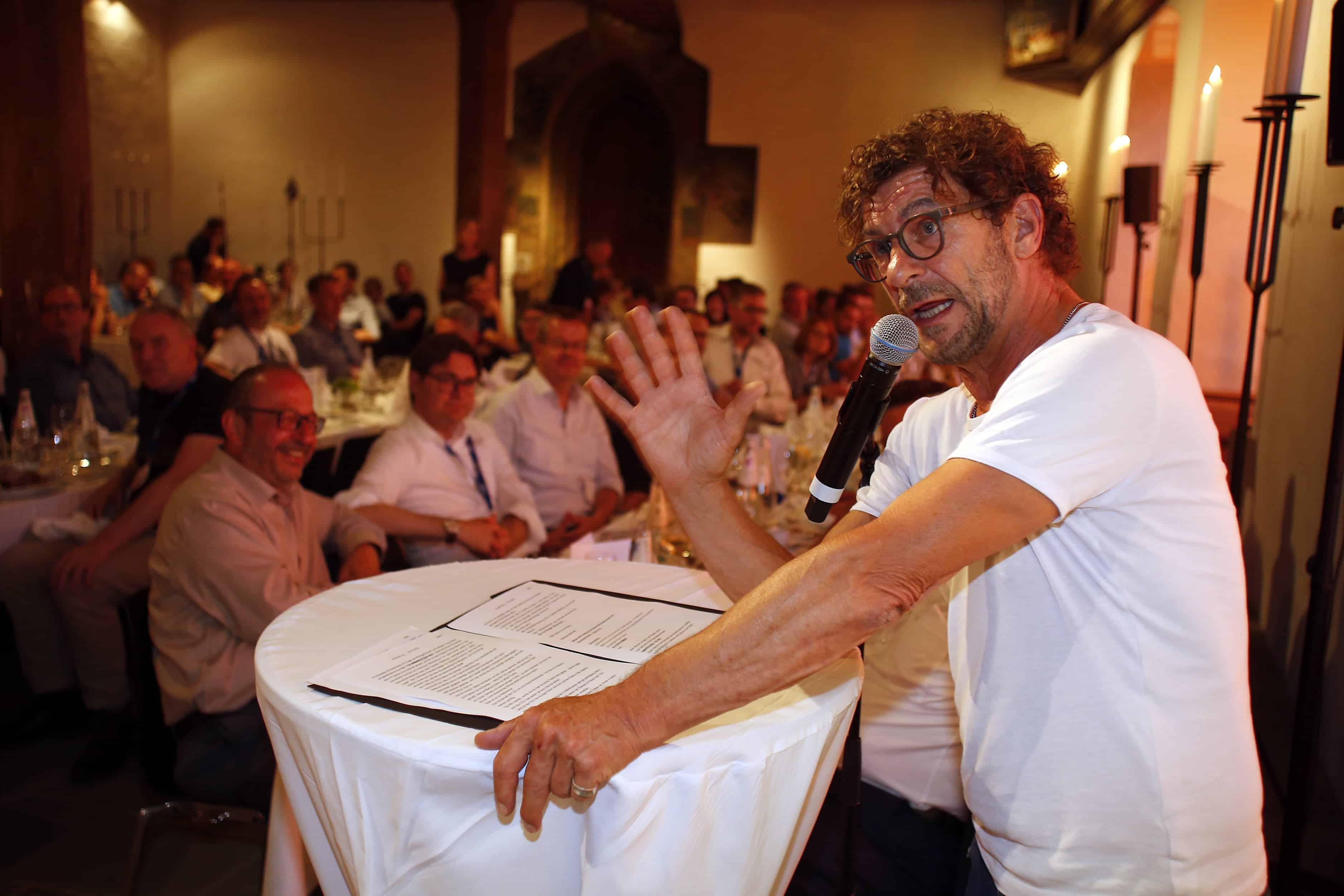 Kabarettist Bernd Regenauer (Foto: Michael Matejka)