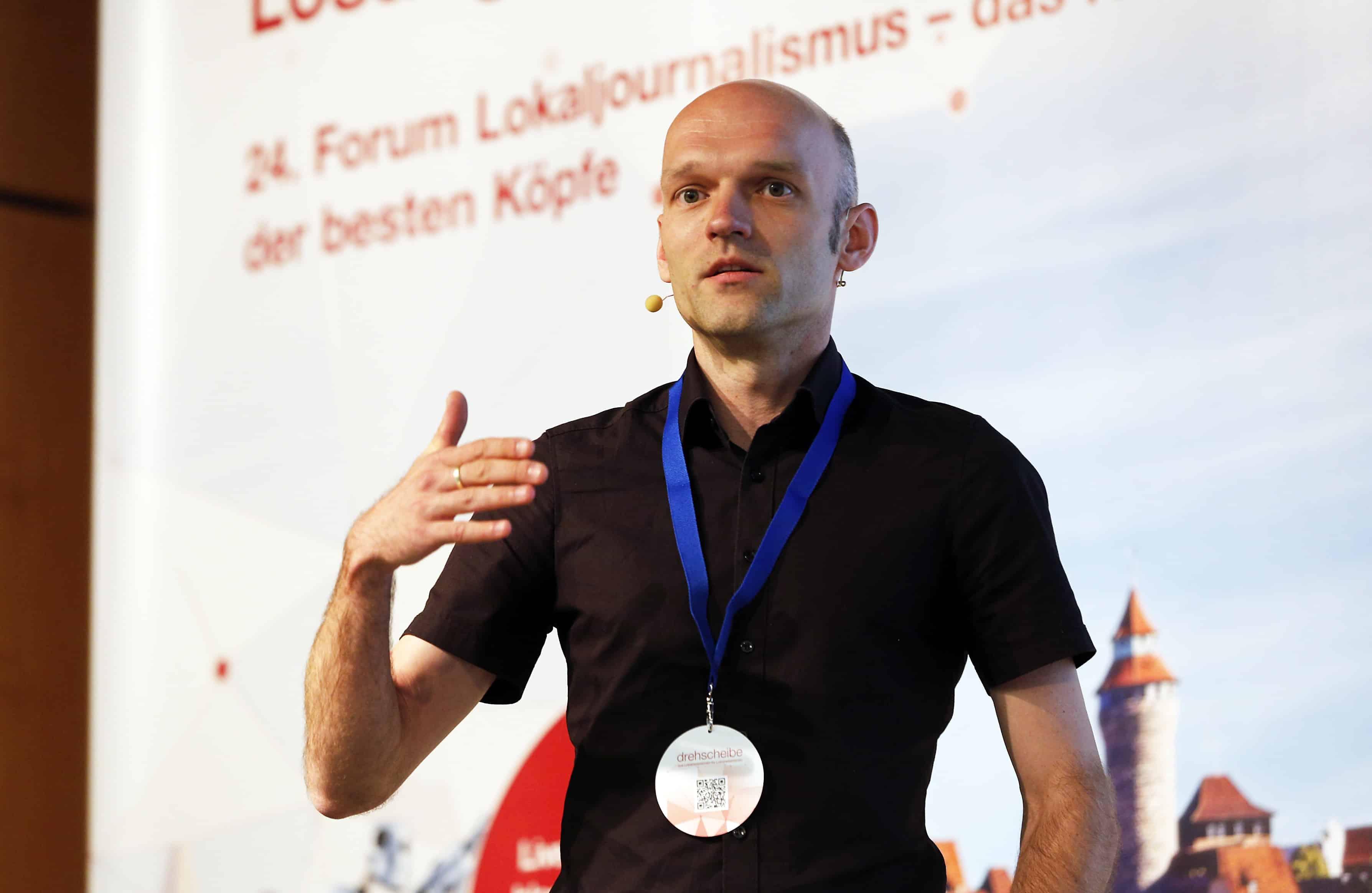 Sebastian Pantel, Südkurier